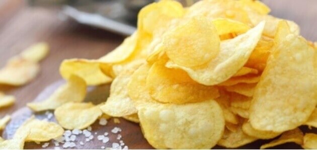 Can You Bring Potato Chips On A Plane?